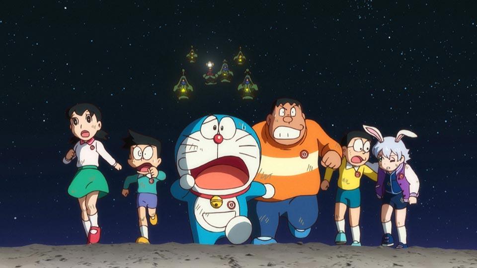 電影哆啦A夢:大雄的月球探測記